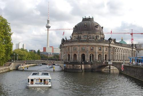 The Museums Island, Berlin