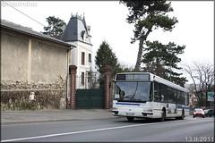 Renault Agora Line – Keolis Versailles / STIF (Syndicat des Transports d'Île-de-France) – Transilien SNCF n°218