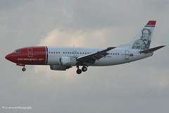 LN-KKO_B733_Norwegian Air Shuttle_- - Photo of Soisy-sur-Seine