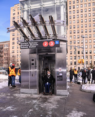 Eastern Pkwy-Brooklyn Museum Subway Station Now ADA Accessible
