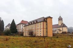 Ancien Collège et Lycée Saint-Augustin de Bitche - Rue Jean-Jacques Kieffer