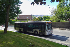 STRAV / Iveco Urbanway 12 n°711 Ex-Démonstration Iveco Bus - Photo of Soisy-sur-Seine