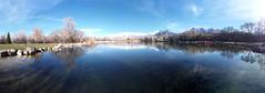 Highland Glen Park Panorama