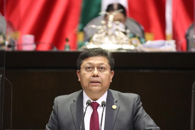 11/11/2020 Tribuna Diputado Rubén Cayetano