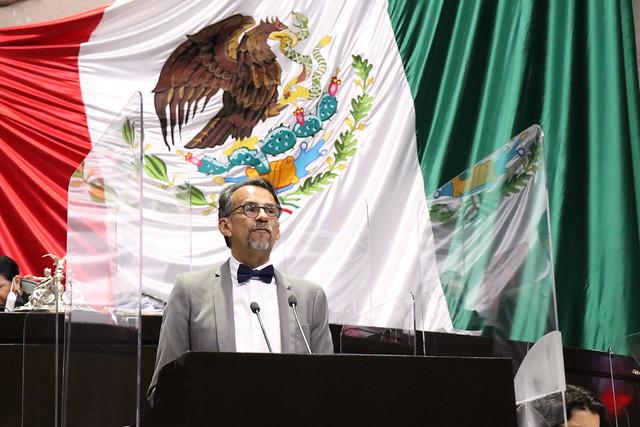 11/11/2020 Tribuna Diputado Javier Hidalgo Ponce