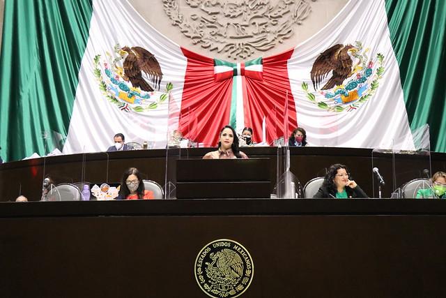 11/11/2020 Tribuna Diputada Juanita Guerra Mena