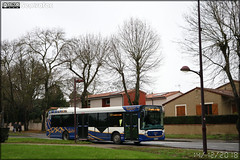 Heuliez Bus GX 327 – Tisséo n°0656 - Photo of Seysses