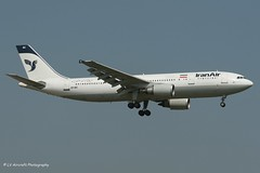 EP-IBC_A306_Iran Air_- - Photo of Grigny