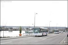 Irisbus Citélis 12 – Keolis Versailles / STIF (Syndicat des Transports d'Île-de-France) – Transilien SNCF n°277 - Photo of Jouy-le-Moutier
