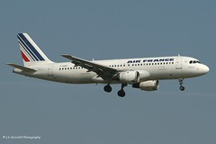 F-GGEC_A320_Air France_- - Photo of Grigny