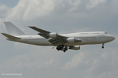 F-GETB_B743_Air France - Photo of Ris-Orangis
