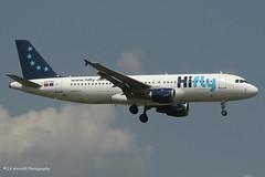 CS-TQA_A320_Hifly_- - Photo of Grigny