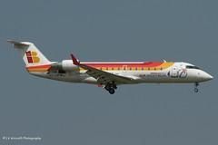 EC-IJF_CRJ2_Air Nostrum_- - Photo of Ris-Orangis