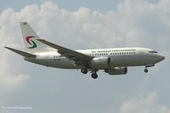 6V-AHO_B737_Air Senegal_- - Photo of Grigny