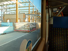 À bord du Léman Express @ Gare de Genève-Cornavin @ Annemasse