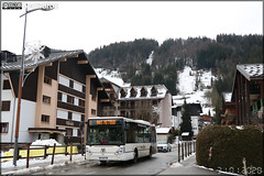 Irisbus Citélis 10.5 – Transdev – Mont Blanc Bus / Morzine Avoriaz – Portes du Soleil n°313