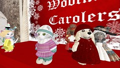 19thDec2020: Tiny Carolers in Mieville