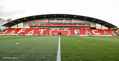 Fleetwood Town v Wigan Athletic 19.12.2020