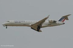 F-GRZD_CRJ7_Brit Air_- - Photo of Messy