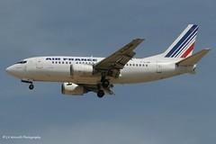 F-GJNF_B735_Air France_- - Photo of Charny