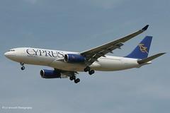 5B-DBS_A332_Cyprus Airways_- - Photo of Charny