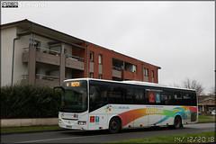 Irisbus Crossway – RDT 31 (Régie départementale de Transport de la Haute-Garonne) / Arc-en-Ciel - Photo of Seysses