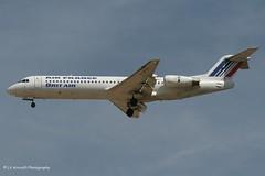 F-GPXA_F100_Brit Air_- - Photo of Charny