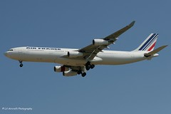 F-GLZL_A343_Air France_- - Photo of Charny