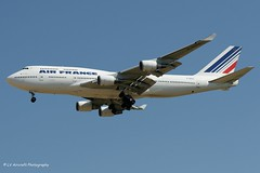 F-GISC_B744_Air France_- - Photo of Charny