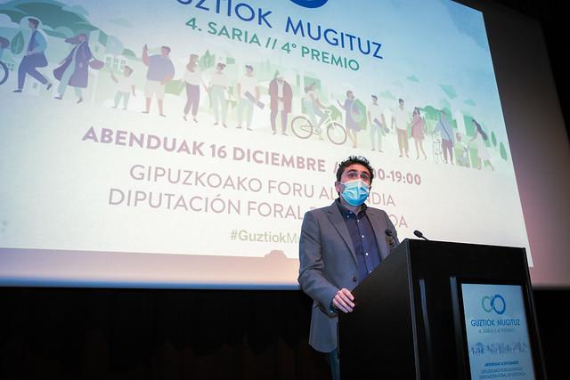201216 IV premio Guztiok Mugituz saria