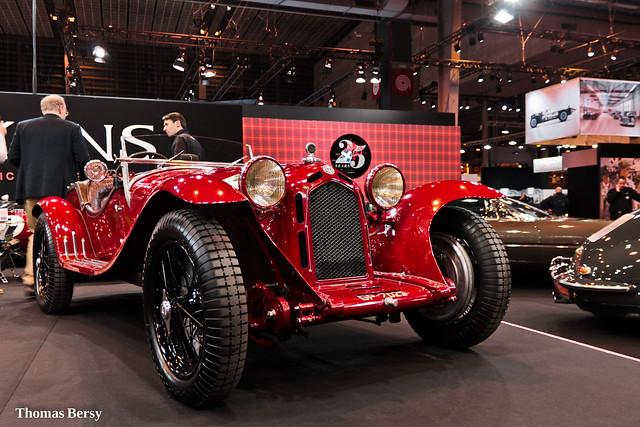 Photo:Alfa Romeo 8C 2300 Mille Miglia Zagato Spider 1931 By tautaudu02