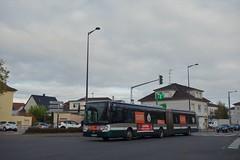 Irisbus Citelis 18 n°333  -  Strasbourg, CTS
