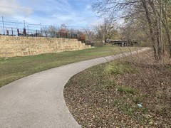 Paved Trail in Rockwall