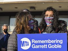 MTA Announces Plans to Dedicate Flatbush Av-Brooklyn College Subway Station in Memory of Train Operator Garrett Goble