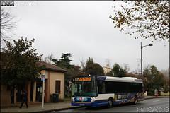 Heuliez Bus GX 327 – Tisséo n°0617 - Photo of Seysses