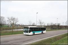 Mercedes-Benz Citaro – Keolis STA (Société de Transport par Autocar) / STIF (Syndicat des Transports d'Île-de-France) – Transilien SNCF n°99157