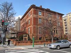 Fraser Mansion, April 2, 2011