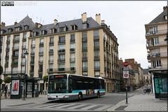 Mercedes-Benz Citaro – Keolis Rennes / STAR (Service des Transports en commun de l'Agglomération Rennaise) n°240 - Photo of Noyal-Châtillon-sur-Seiche