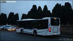 Mercedes-Benz Citaro K – Négoti Tourisme n°73427 / Tisséo n°7413