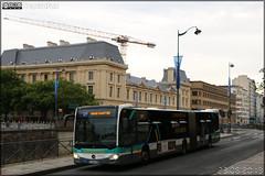 Mercedes-Benz Citaro G C2 – Keolis Rennes / STAR (Service des Transports en commun de l'Agglomération Rennaise) n°710