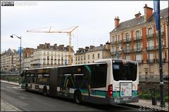 Mercedes-Benz Citaro G C2 – Keolis Rennes / STAR (Service des Transports en commun de l'Agglomération Rennaise) n°710 - Photo of Noyal-Châtillon-sur-Seiche
