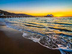 Malibu Pier Surf Riders Beach Solstice Sunrise Southern California Fine Art Fuji GFX100 Landscape Photography! Ocean Art Seascape!  Elliot McGucken Master Medium Format Landscape Nature Photography Fuji GFX 100 & FUJINON FUJIFILM GF Lens