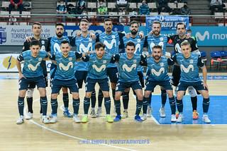 J15 1ª RFEF FUTSAL | Movistar Inter FS vs Levante UD