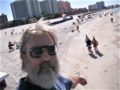 On Pier 60, at Clearwater Beach, Florida