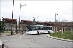 Irisbus Citélis 12 – Keolis Versailles / STIF (Syndicat des Transports d'Île-de-France) – Transilien SNCF n°277