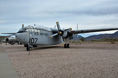 C-119C Flying Boxcar, U.S. Air Force, Hill Air Force Base, Utah, Hill Aerospace Museum