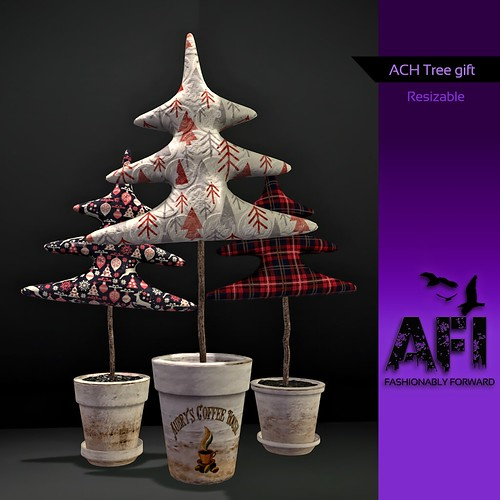 AFI Designs ~ ACH christmas tree gift -resizable-