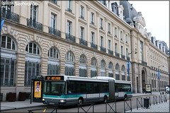 Irisbus Agora L – Keolis Rennes / STAR (Service des Transports en commun de l'Agglomération Rennaise) n°326 - Photo of Noyal-Châtillon-sur-Seiche
