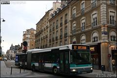Irisbus Agora L – Keolis Rennes / STAR (Service des Transports en commun de l'Agglomération Rennaise) n°326