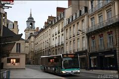 Mercedes-Benz Citaro C2 – Keolis Armor n°169075 / STAR (Service des Transports en commun de l'Agglomération Rennaise) n°2037 - Photo of Pont-Péan